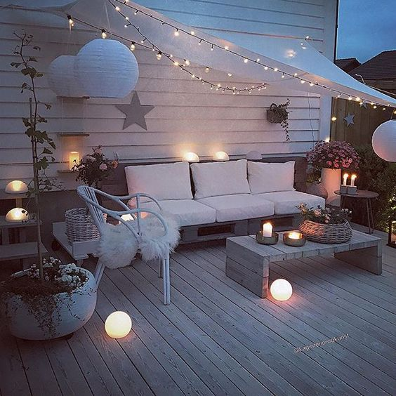 If You Are Looking For The Most Optimal Small Outdoor: 15 Budget-Friendly Lights Ideas For Balconies