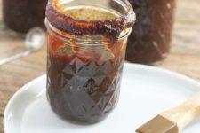 DIY cherry bbq sauce
