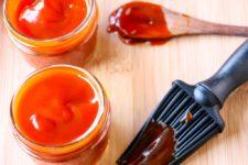 DIY sweet smoky bbq sauce