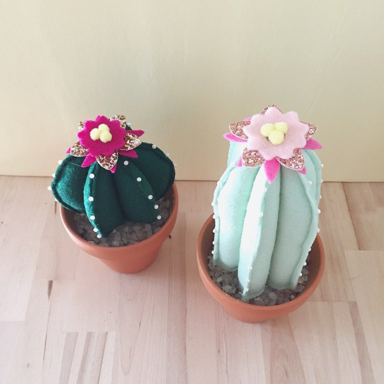 DIY cactus pin cushions (via https:)