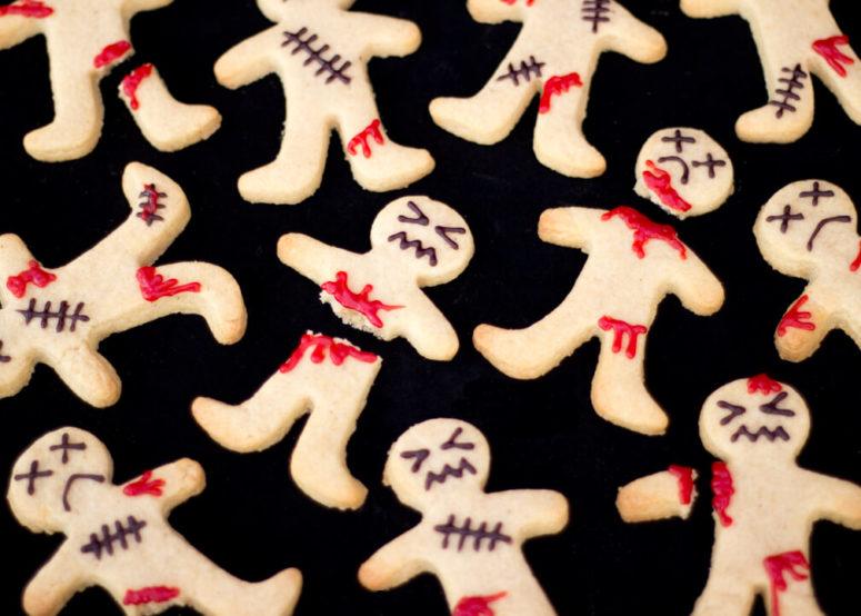 DIY ginger dead men (via kitchenmason.com)