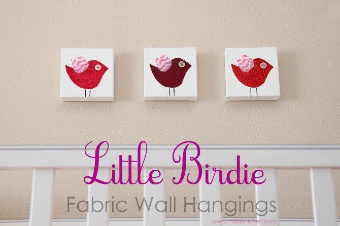 DIY button birdie wall hangings (via www.makeit-loveit.com)