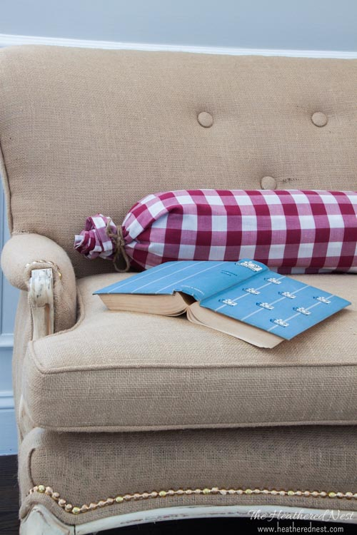 Cute Bolster Pillow Case : How To Make Or Sew A Bolster Pillow: 9 DIYs - Shelterness