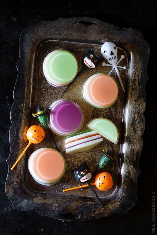DIY leayered jello shots (via realfoodbydad.com)