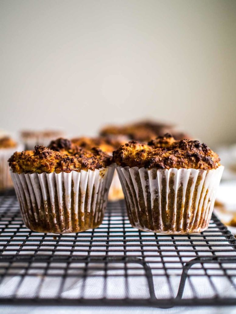 DIY healthy vegan muffins (via https:)