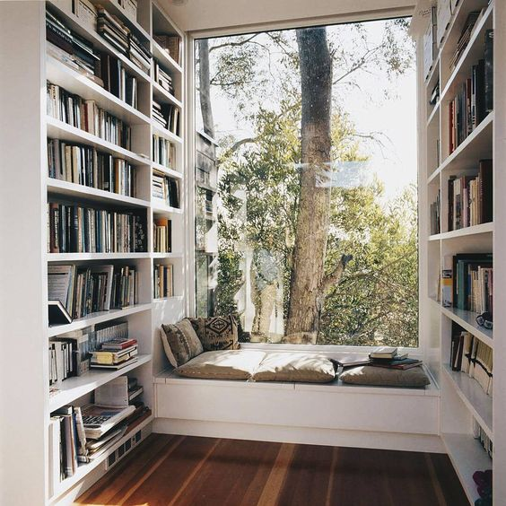 15 Coziest Reading Nooks Youll Never Want To Leave Shelterness