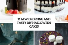 11 jaw-dropping and tasty diy halloween cakes cover