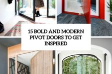 15 bold and modern pivot doors to get inspired cover
