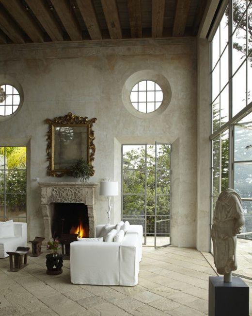 15 Chic Interior Stucco Walls Ideas To Try