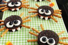 halloween kids desserts