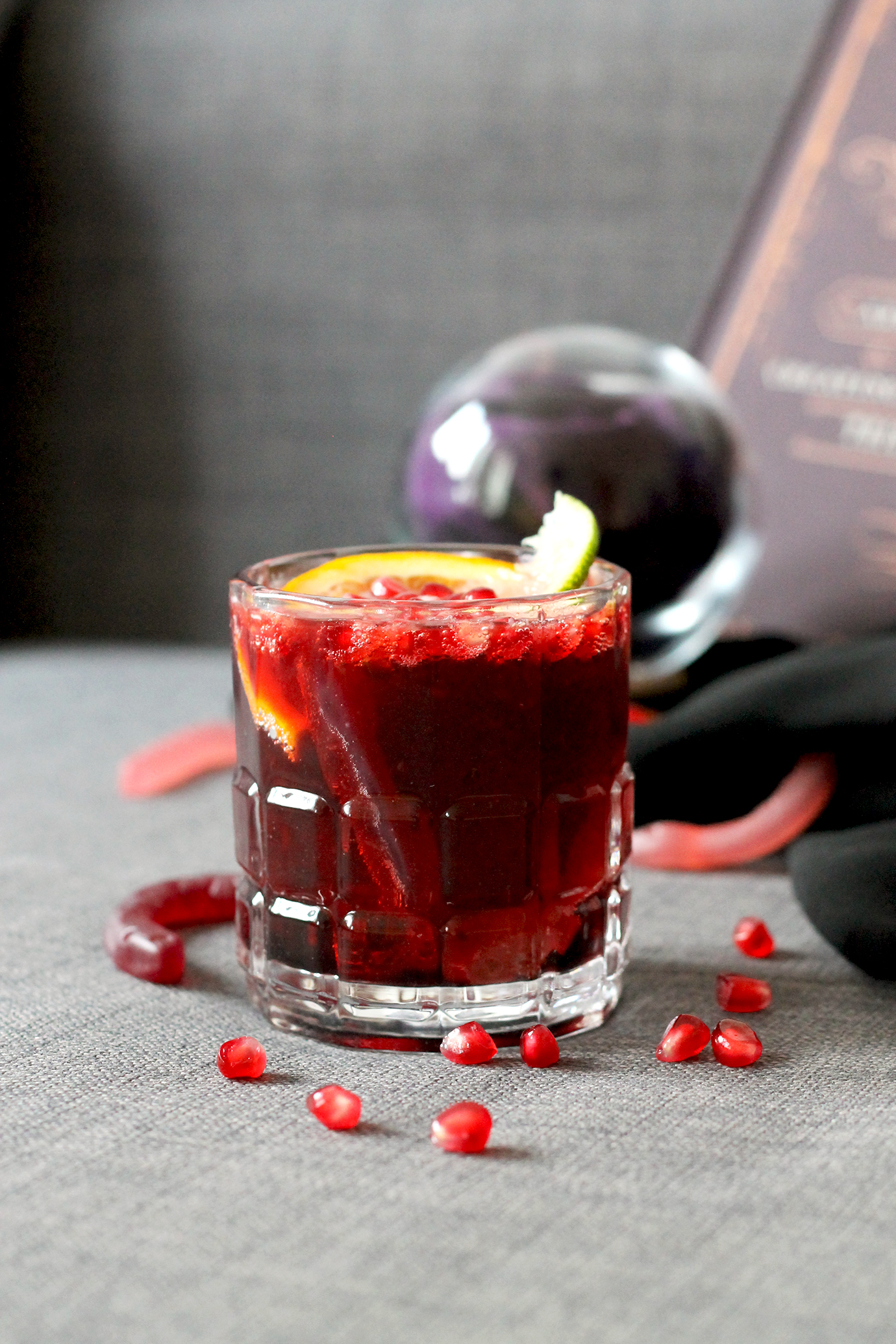 halloween drinks food bloody diy cocktails recipes adults shelterness