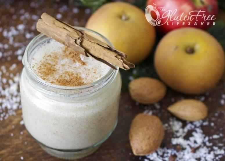 DIY mulled apple smoothie (via https:)