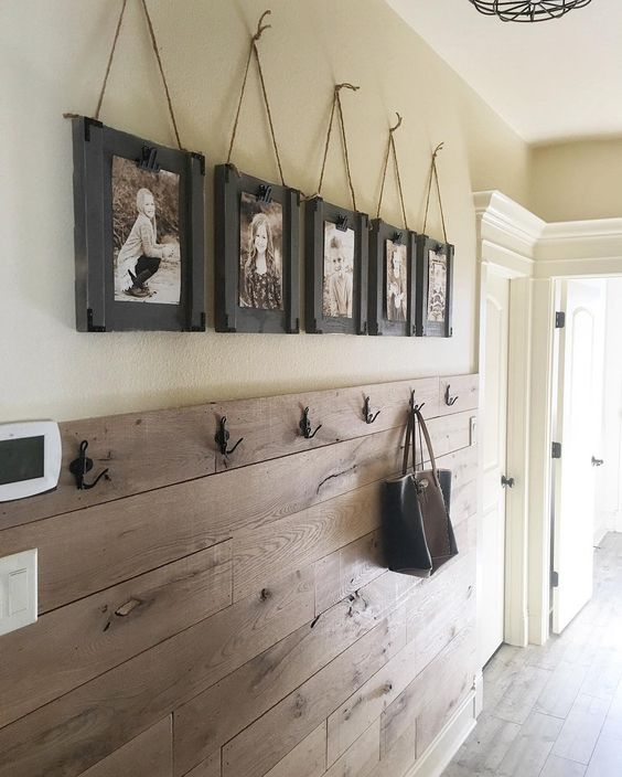 Rustic Foyer Ideas : Welcoming rustic entryway decor ideas shelterness