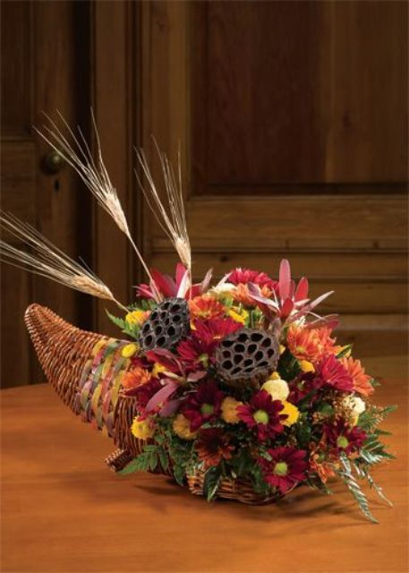 cool thanksgiving centerpiece