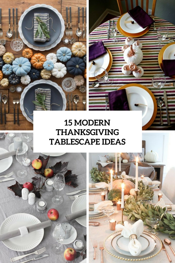 modern thanksgiving tablescape ideas cover