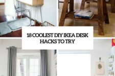 18 coolest diy ikea desk hacks to try cover