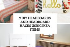 9 diy headboards and headboard hacks using ikea items cover