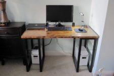 DIY IKEA's Vika Amon desk hack