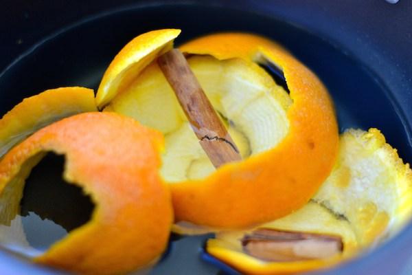 DIY classic fall simmering pot recipe