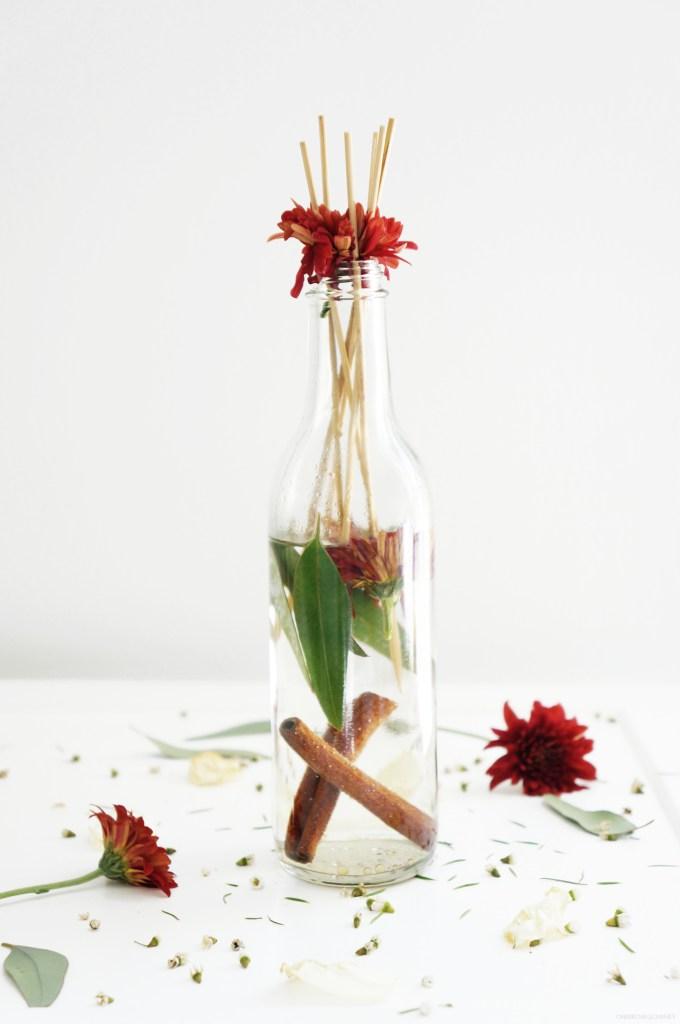 DIY fall scented diffuser