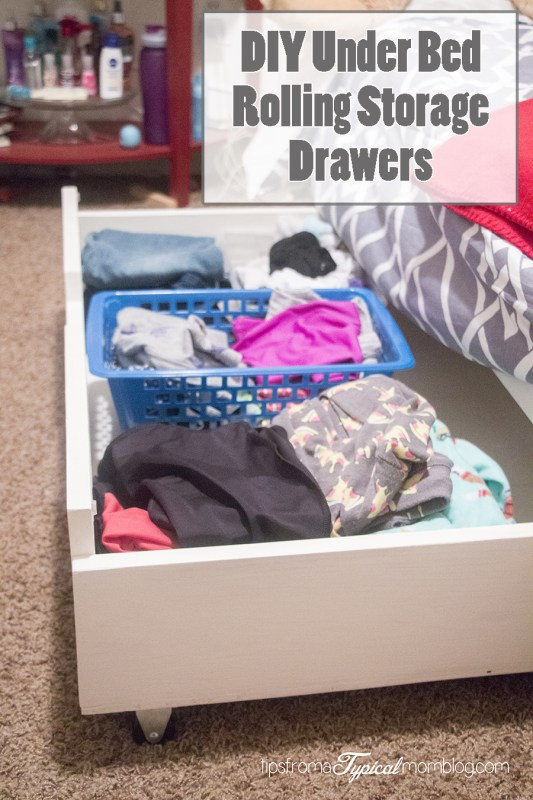 DIY large underbed rolling drawers (via www.tipsfromatypicalmomblog.com)