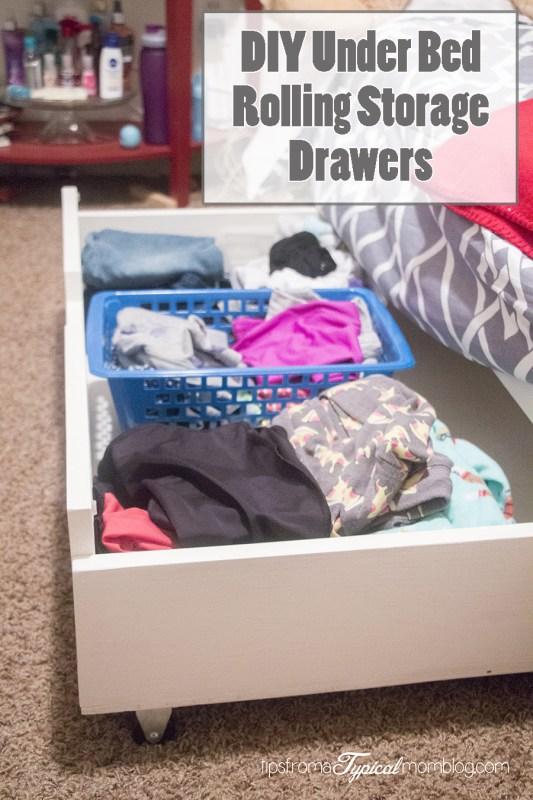 DIY large underbed rolling drawers (via www.tipsfromatypicalmomblog.com)