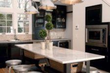 transportable kitchen island design