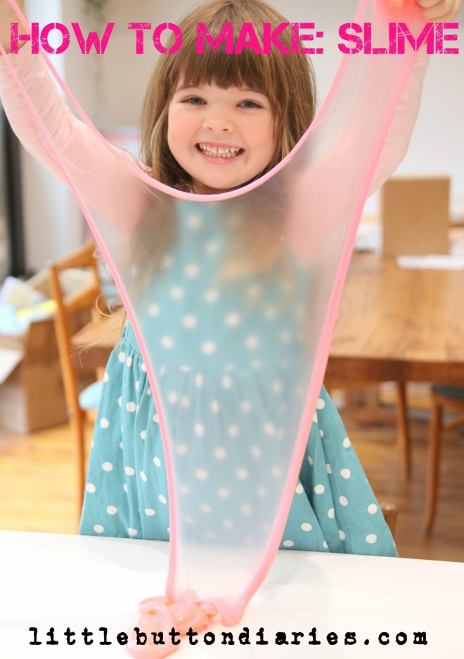 simple DIY slime recipe (via littlebuttondiaries.com)
