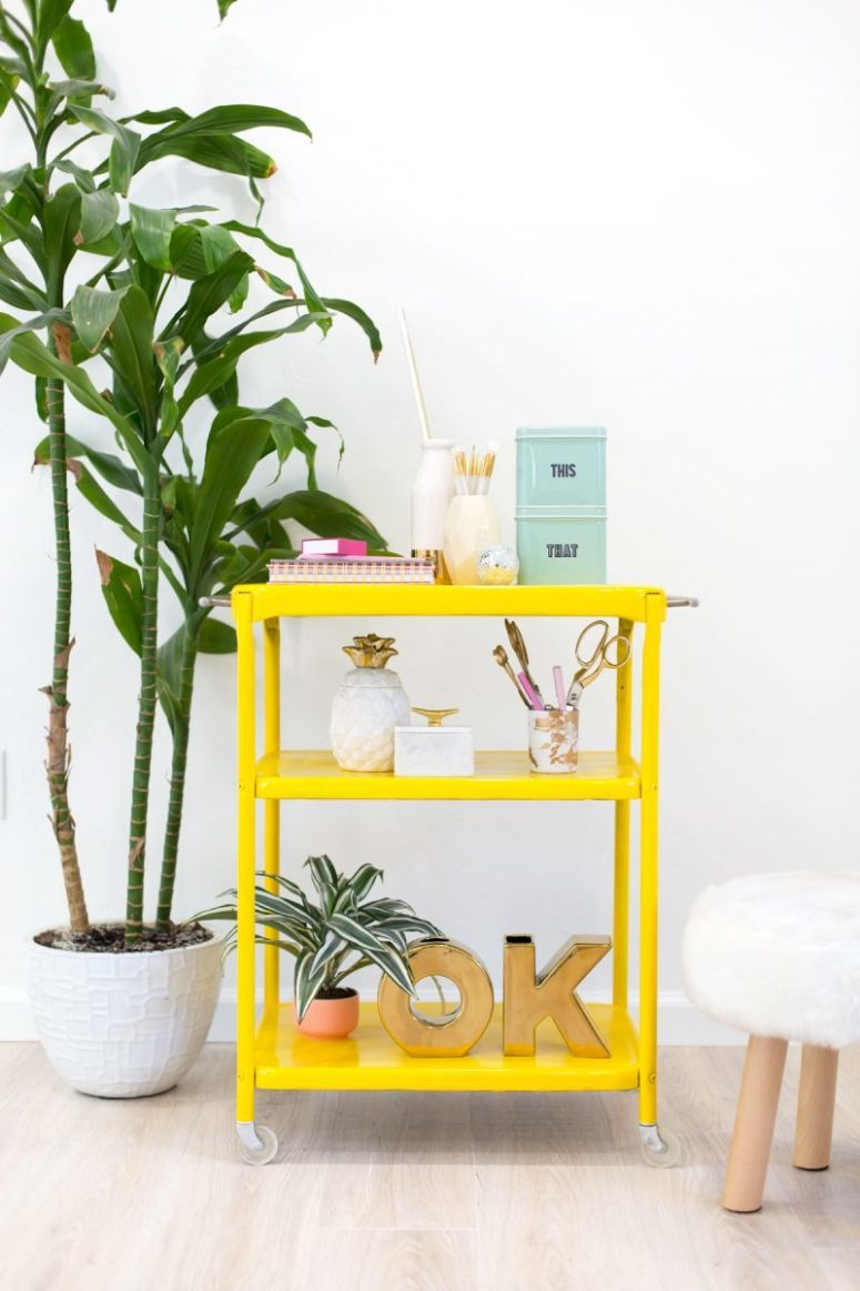 96 The Coolest DIY Furniture Pieces of 2017
