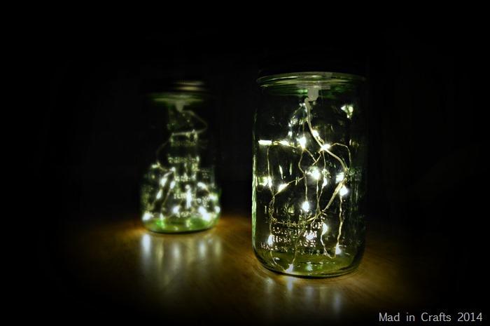 DIY firefly mason jar lantern (via madincrafts.com)