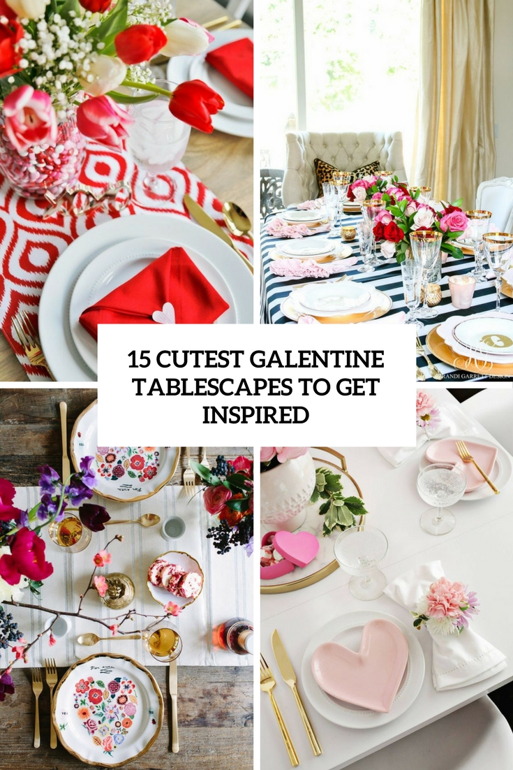 cutest galentine tablescapes to get inspired cover