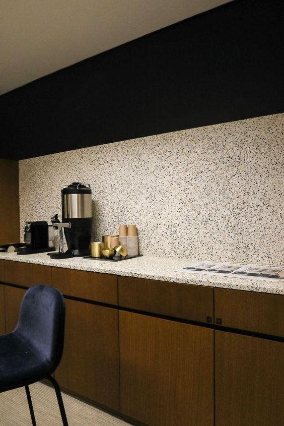 15 Trendy Terrazzo Decor Ideas For Kitchens - Shelterness