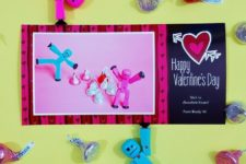 DIY kids' photo Valentines