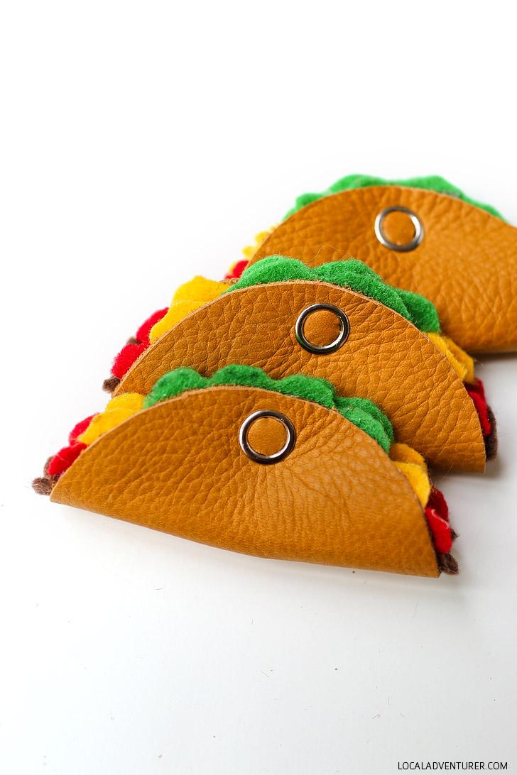 DIY taco ear bud organizer (via localadventurer.com)