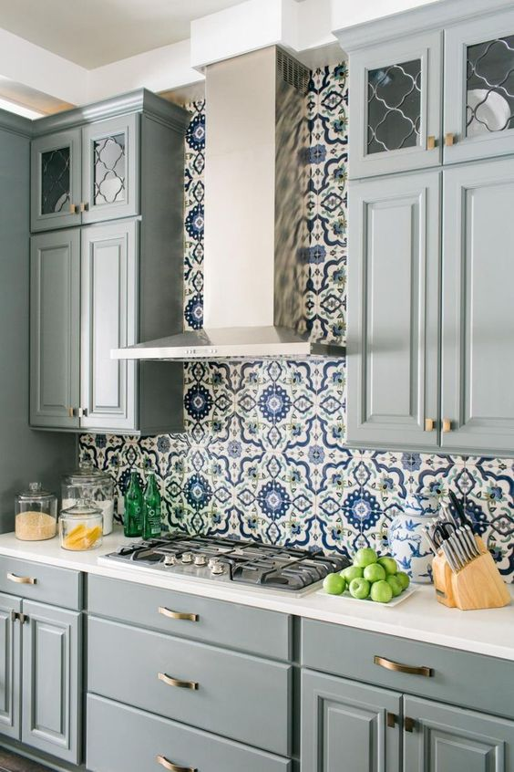 15 Bright Moroccan Tiles Ideas For Your Home - Shelterness