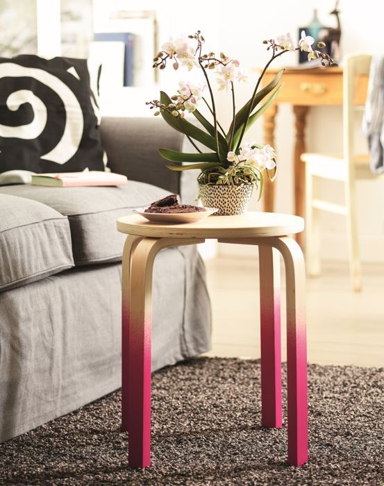 35 Fantastic IKEA Frosta Stool Hacks To Try - Shelterness