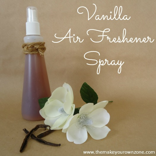 DIY vanilla room spray (via www.themakeyourownzone.com)