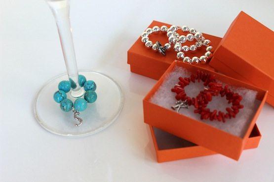 DIY jewelry glass charms (via thechicsite.com)