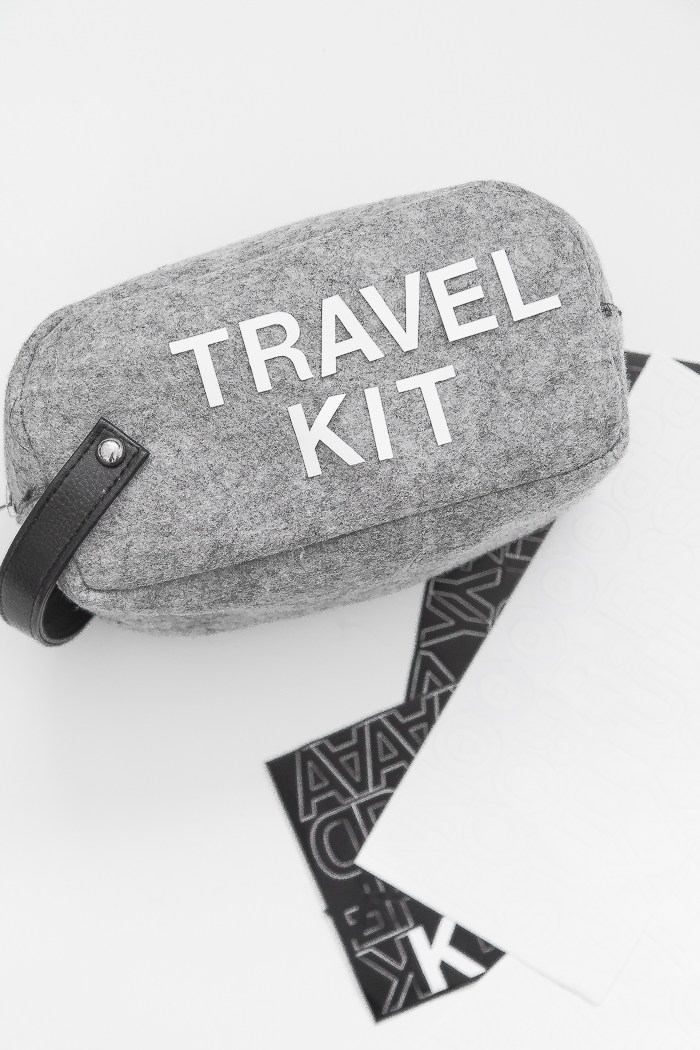 DIY personalized and decorated emergency travel kit (via www.thebeautydojo.com)