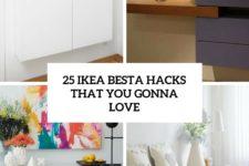 25 ikea besta hacks that you gonna love cover
