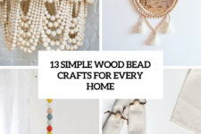 13 simple wood bead crafts for every home cover
