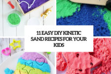 11 easy diy kinetic sand recipes for kids cover