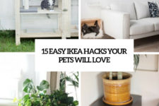 15 easy ikea hacks your pets will love cover