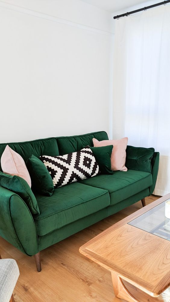 15 Emerald Home Decor Ideas For Fall Shelterness