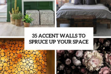 35 accent walls to spruce up your space cover