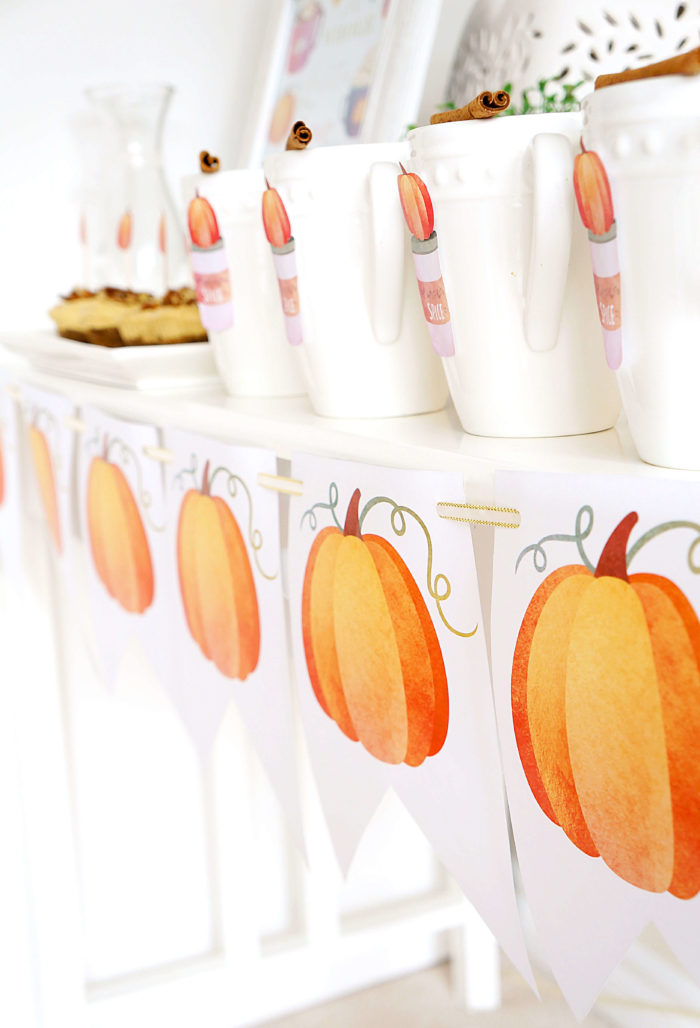 picture about Printable Thanksgiving Banner named 13 Interesting Do it yourself Thanksgiving Garlands And Banners - Shelterness