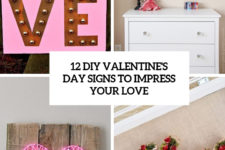 12 diy valentine's day signs to impress your love cover