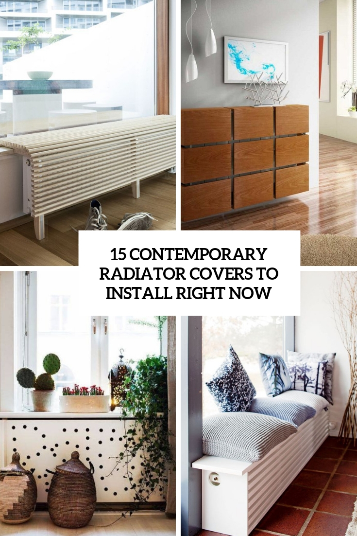contemporary radiator covers to install right now cover