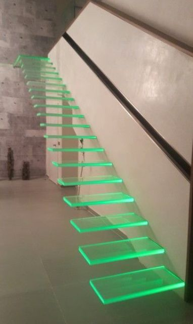 15 Edgy Floating Staircase Design Ideas Shelterness