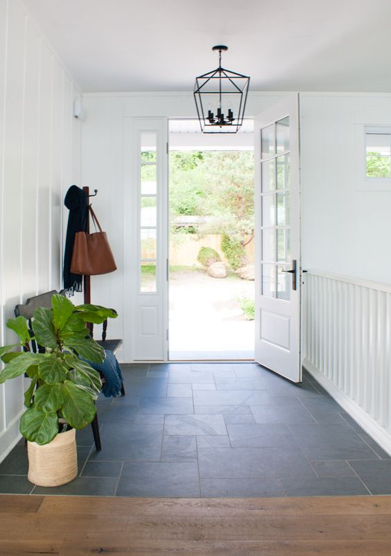 Floor Transition Ideas For Your Entryway Shelterness